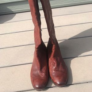 Frye boots like new condition
